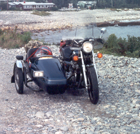 Canadian Sidecar Owners Club